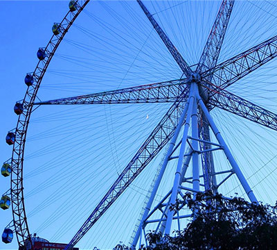 giant observation wheel