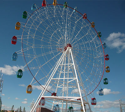 panoramic wheel amusement rides