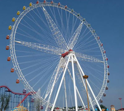 giant wheel ride for sale