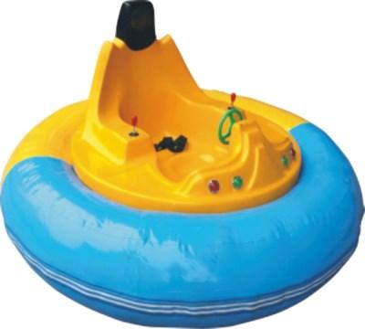 pool bumper cars