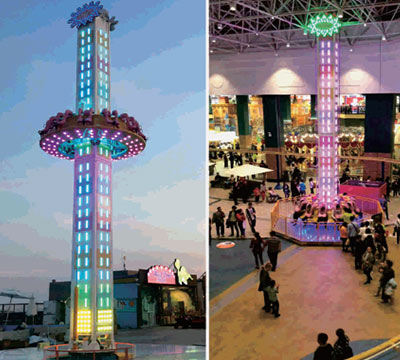 gyro tower manufacturer
