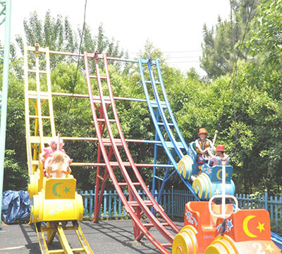 Half Loop Roller Coaster for sale