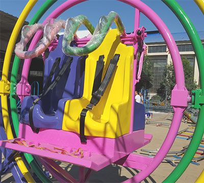gyroscope amusement ride for sale