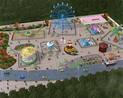 amusement park rides for sale
