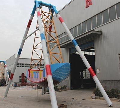 pirate ship amusement park ride