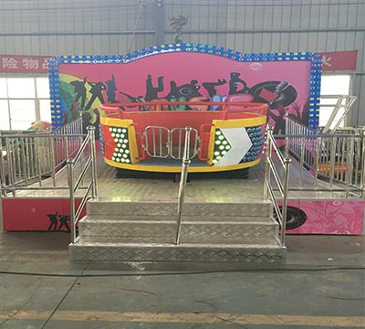amusement attraction tagada for sale