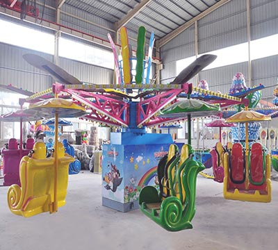 ocean walk funfair ride for sale