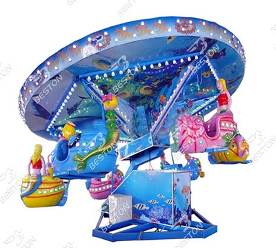 ocean walk amusement ride for sale