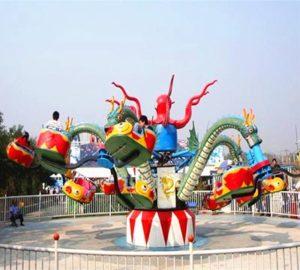octopus amusement park ride for sale