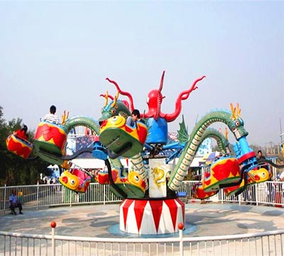 octopus amusement park ride for sale