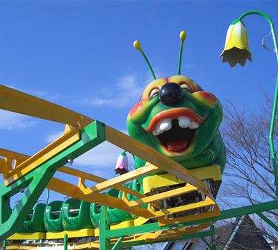 wacky worm coaster for sale