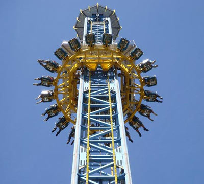 drop zone ride for sale