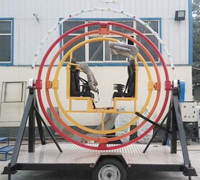 gyrotron ride for sale