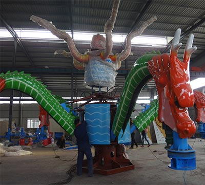 octopus children's amusement rides for sale