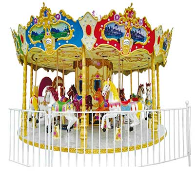 adult carousel for sale
