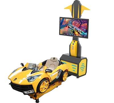 car simulator machine for sale