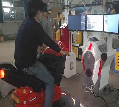 virtual reality simulator for sale