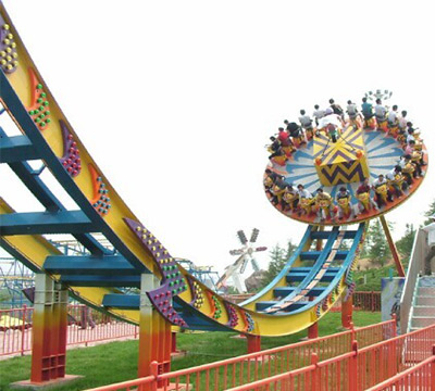 disk'o amusement ride for sale
