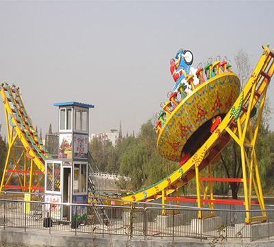 disco amusement park ride manufacturer