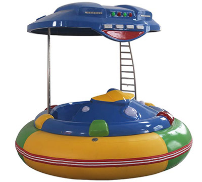 laser bumper boat for sale