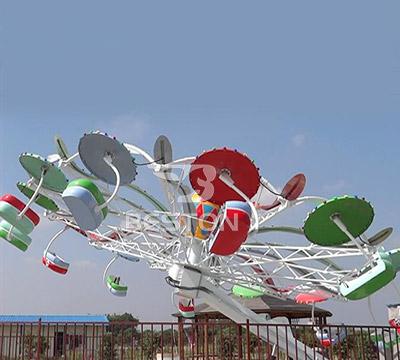 Paratrooper carnival ride manufacturer