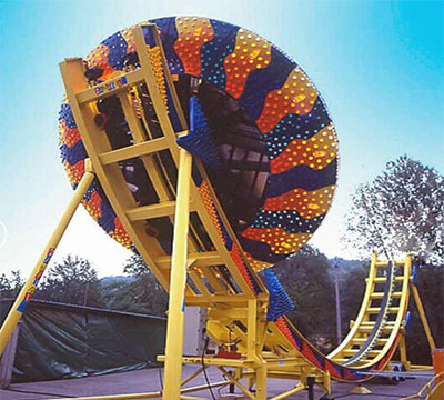 Diso'O thrill ride for sale