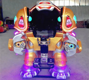 robot carnival ride for sale